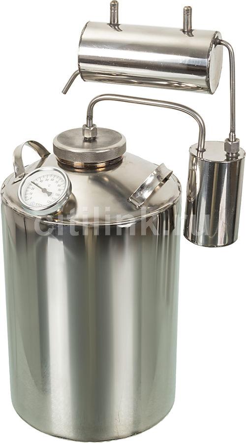 Дистиллятор Магарыч Премиум 12 БКТ 2л/ч V=12л серебристый