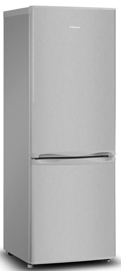 Холодильник HANSA FK239.4X,  двухкамерный, нержавеющая сталь