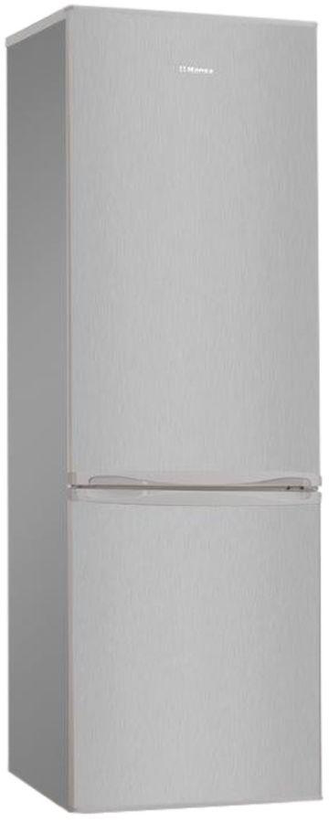 Холодильник HANSA FK261.4X,  двухкамерный,  нержавеющая сталь