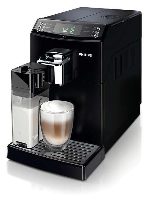 Кофемашина PHILIPS HD8848/09,  черный