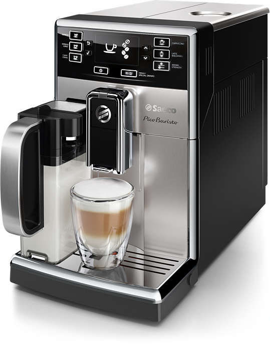 Кофемашина SAECO Incanto HD8928/09,  серебристый/черный