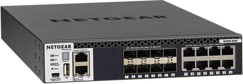 Коммутатор NETGEAR XSM4316S-100NES