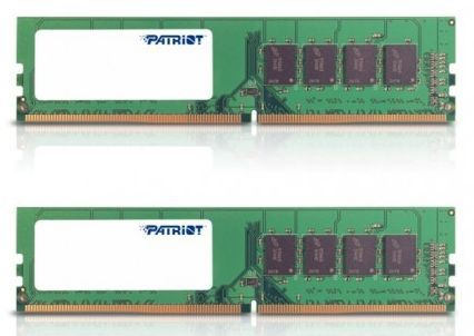Модуль памяти PATRIOT Signature DDR4 - 2x 8Гб 2133, DIMM, Ret снегоуборщик patriot ps 710 е