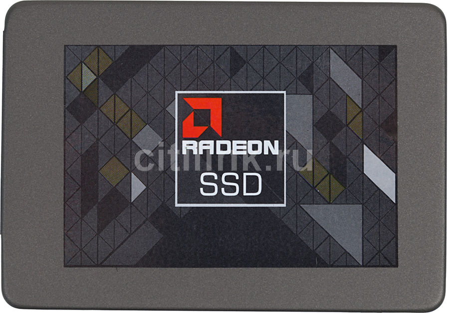 "SSD накопитель AMD Radeon R3 R3SL120G 120Гб, 2.5"", SATA III"