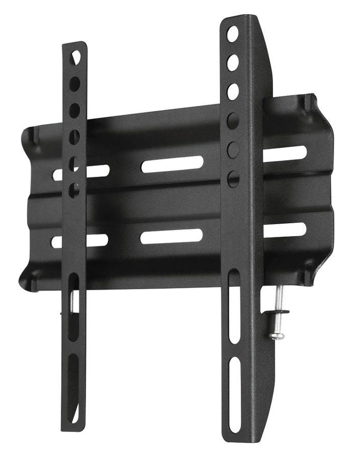 Кронштейн для телевизора Hama H-118106 черный 19-48 макс.25кг настенный фиксированный [00118106]