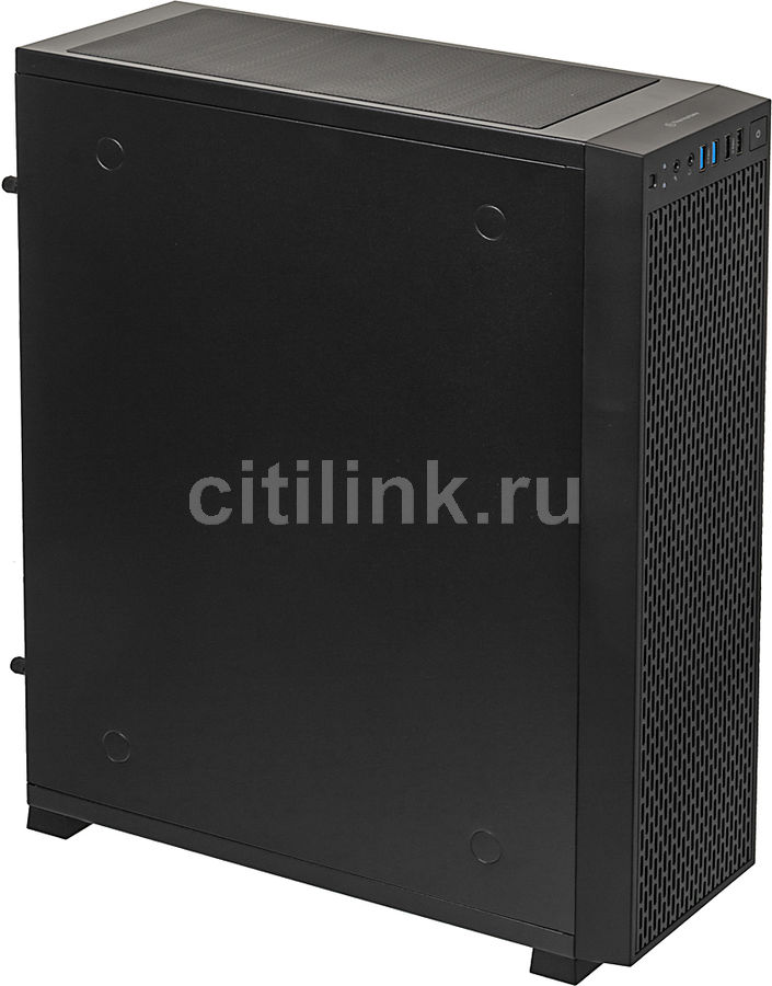 Корпус ATX THERMALTAKE Core G3, Mini-Tower, без БП, черный