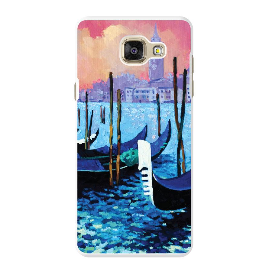 Чехол (клип-кейс) DEPPA Art Case Венеция, для Samsung Galaxy A5 (2016), разноцветный [102111]