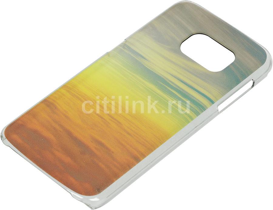 Чехол (клип-кейс) DEPPA Art Case Nature Небо, для Samsung Galaxy S7, разноцветный [102625]
