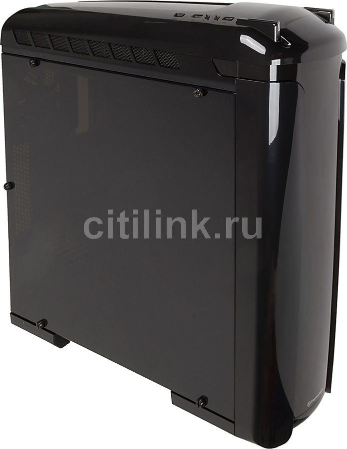 Корпус ATX THERMALTAKE Versa C22 RGB, Midi-Tower, без БП, черный