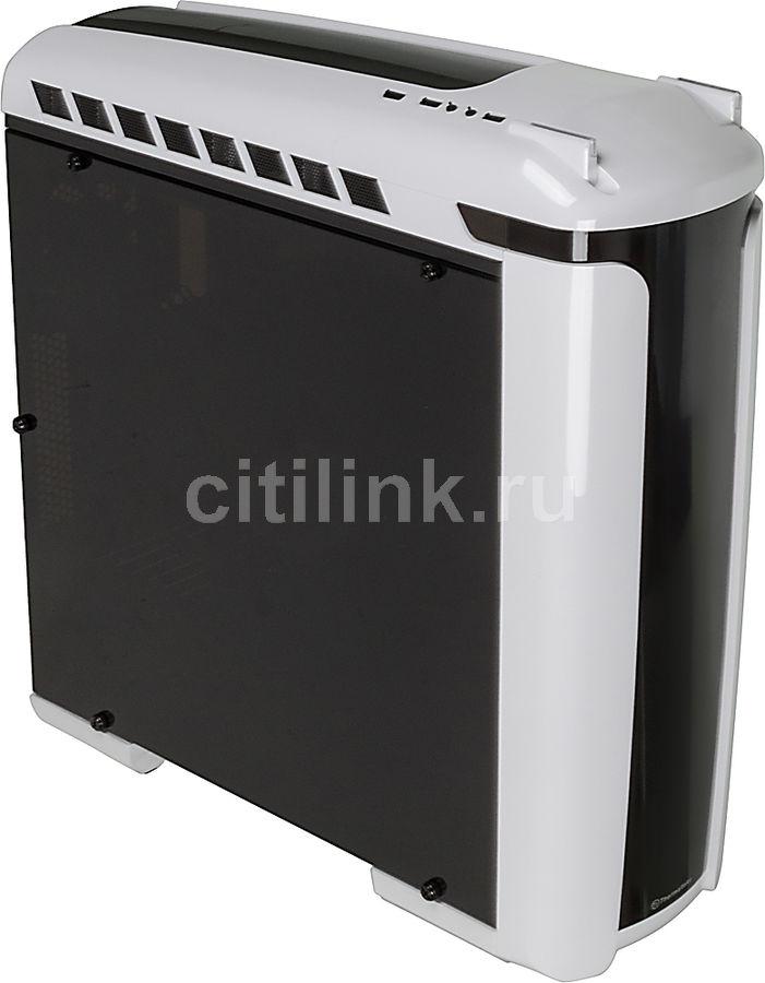 Корпус ATX THERMALTAKE Versa C22 RGB, Midi-Tower, без БП,  белый и черный