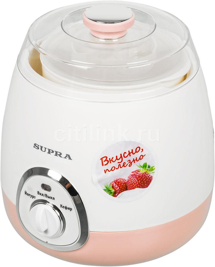 Йогуртница SUPRA YGS-7001 розовый