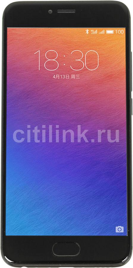 Смартфон MEIZU Pro 6 M570H  32Gb, серый/черный