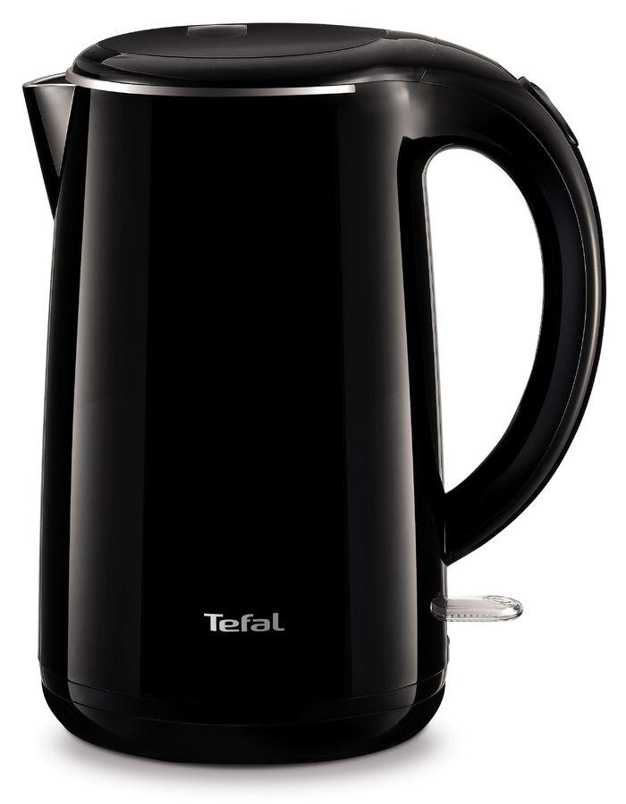 Чайник электрический TEFAL KO2608, черный