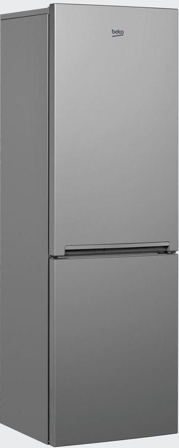 Холодильник BEKO RCNK321K00S,  двухкамерный,  серебристый