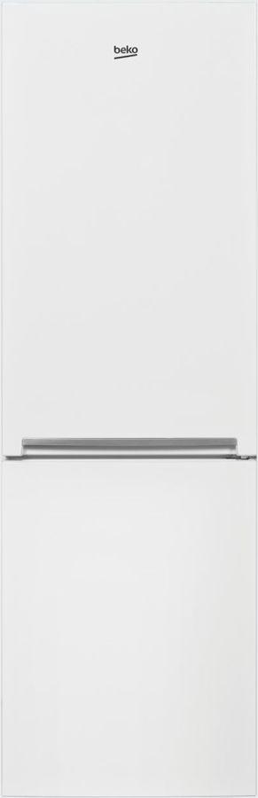 Холодильник BEKO RCNK321K00W,  двухкамерный, белый