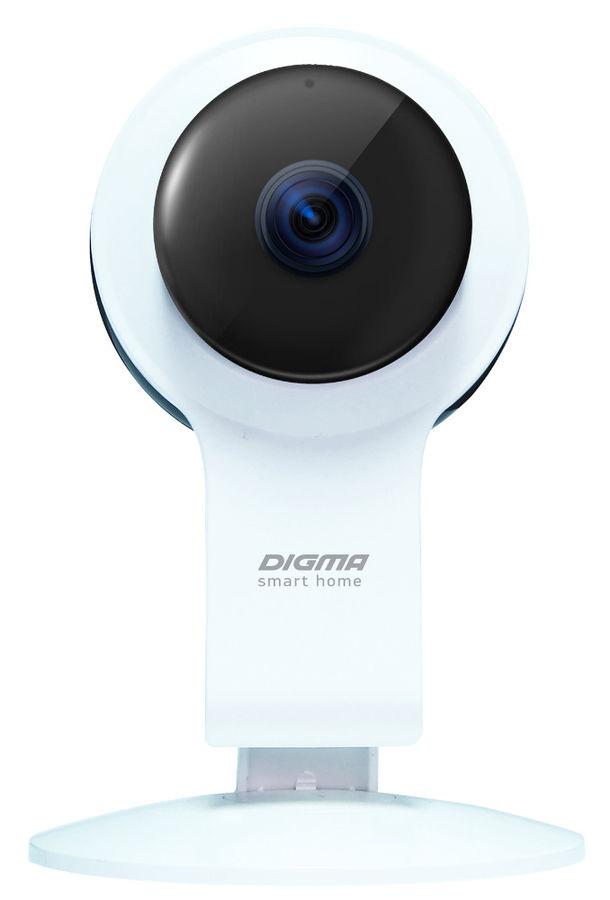 Видеокамера IP DIGMA DiVision 100,  720p,  2.8 мм,  белый [dv100]