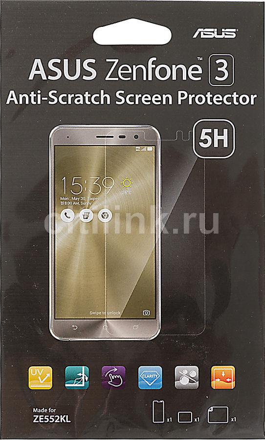 Защитная пленка ASUS 90XB03CA-BSC020  для Asus Zenfone 3 ZE552KL,  прозрачная, 1 шт