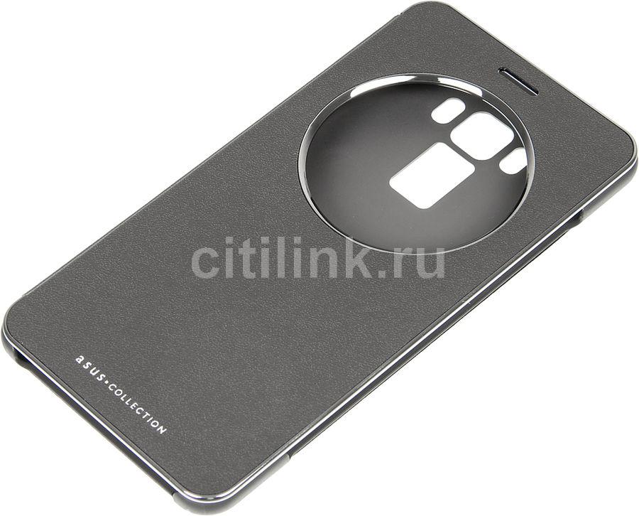 Чехол (флип-кейс) ASUS View Flip Cover, для Asus ZenFone ZC551KL, черный [90ac01m0-bcv004]
