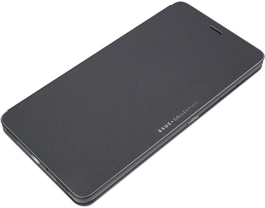Чехол (флип-кейс) ASUS Folio Cover, для Asus ZenFone ZU680KL, черный [90ac01i0-bcv001]