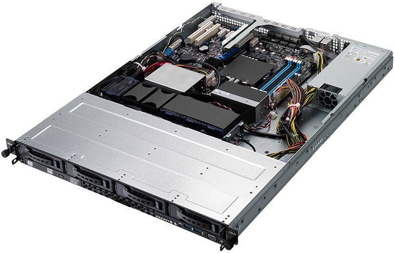 Платформа Asus RS300-E8-PS4 x4 3.5