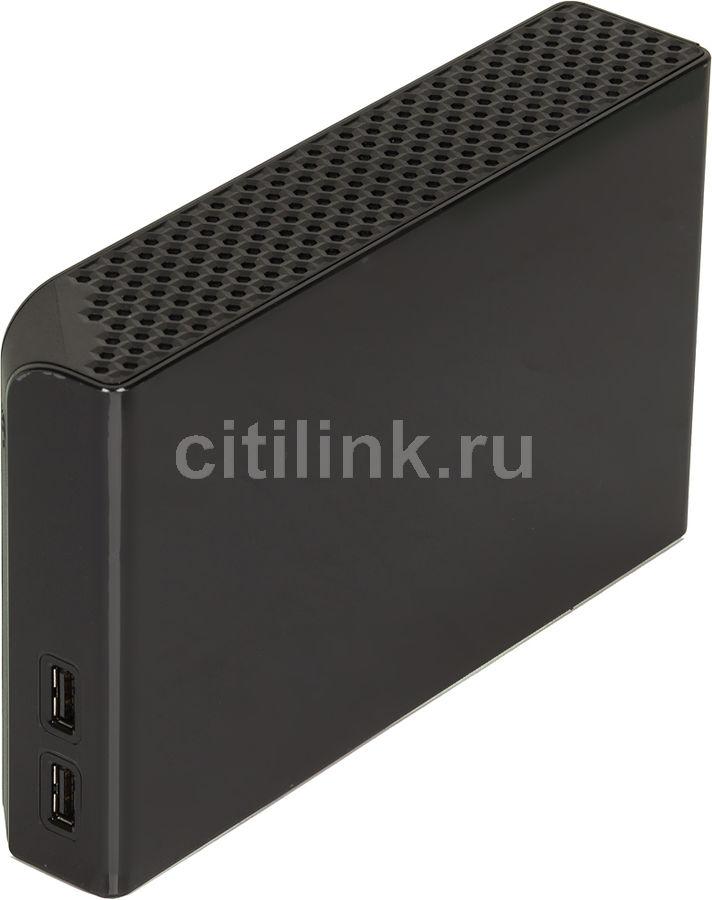 Внешний жесткий диск SEAGATE Backup Plus Hub STEL6000200, 6Тб, черный