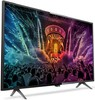 "LED телевизор PHILIPS 49PUT6101/60  ""R"", 49"", Ultra HD 4K (2160p),  черный вид 2"