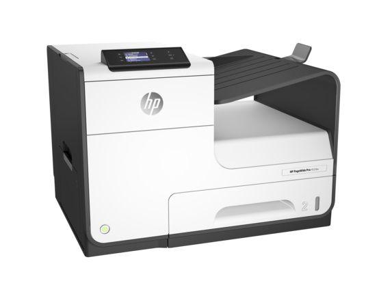 Принтер струйный HP PageWide Pro 452dw,  струйный, цвет: черный [d3q16b]
