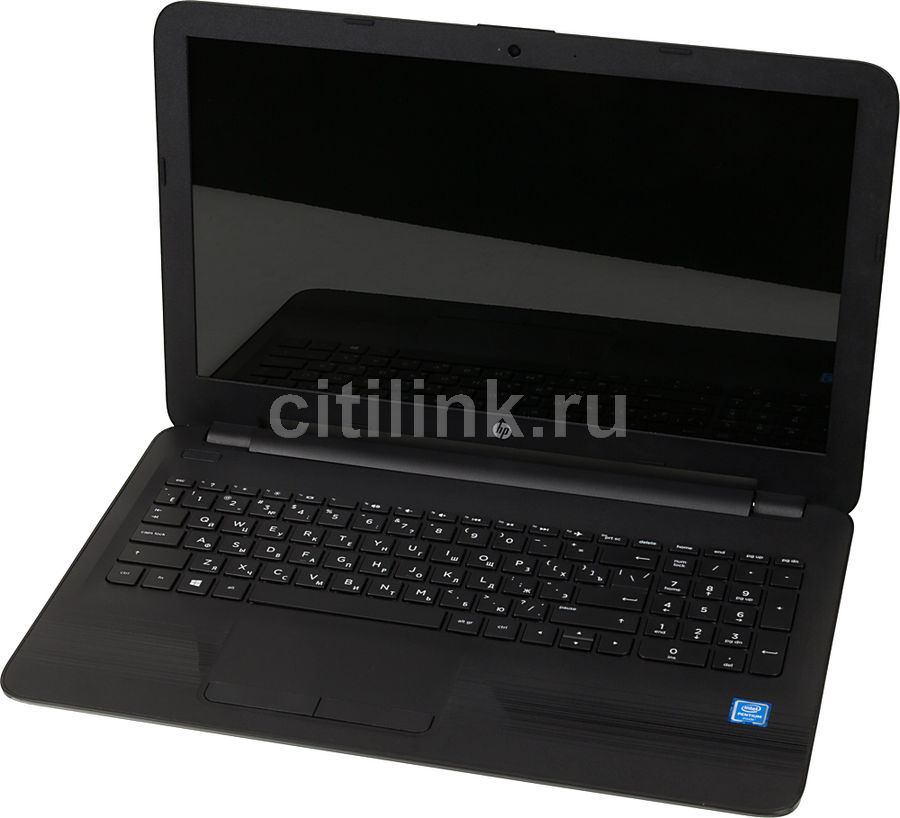 Ноутбук HP 15-ay502ur, 15.6, Intel Pentium N3710, 1.6ГГц, 4Гб, 500Гб, Intel HD Graphics 405, Windows 10, черный [y5k70ea]Ноутбуки<br>экран: 15.6;  разрешение экрана: 1366х768; процессор: Intel Pentium N3710; частота: 1.6 ГГц (2.56 ГГц, в режиме Turbo); память: 4096 Мб, DDR3L, 1600 МГц; HDD: 500 Гб; Intel HD Graphics 405; WiFi;  Bluetooth; HDMI; WEB-камера; Windows 10<br>