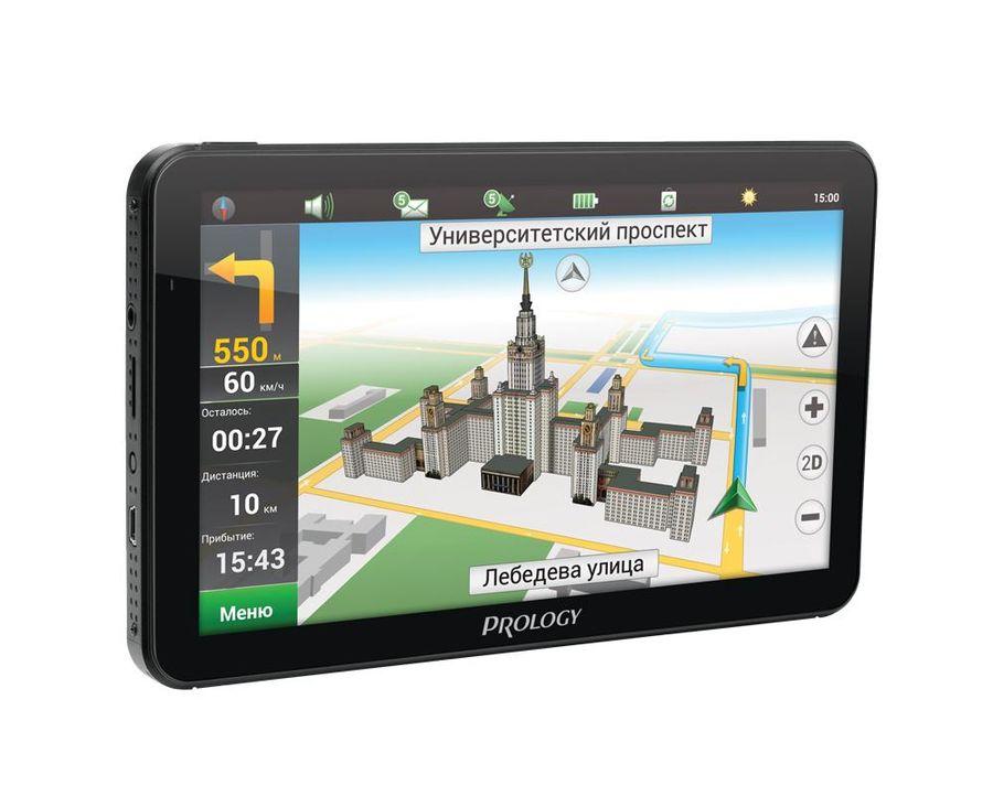 GPS навигатор PROLOGY iMAP-7700,  7