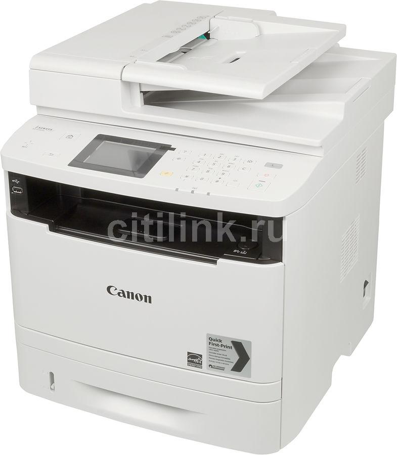 МФУ лазерный CANON i-Sensys MF416dw,  A4,  лазерный,  серый [0291c046]