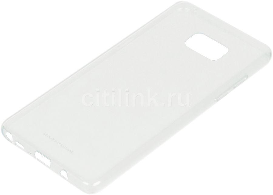 Чехол (клип-кейс) SAMSUNG Clear Cover, для Samsung Galaxy Note 7, прозрачный [ef-qn930ttegru]