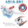 Моющий пылесос THOMAS Multi Clean X10 Parquet, 1700Вт, аквамарин/серебристый вид 13