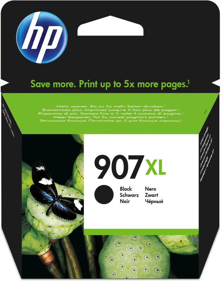 Картридж HP 907XL T6M19AE,  черный