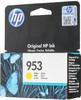 Картридж HP 953 желтый [f6u14ae] вид 3