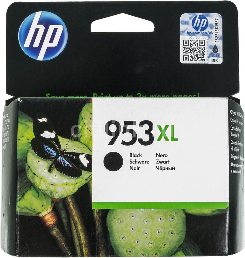 Купить Картридж <b>HP 953XL</b> черный в интернет-магазине ...