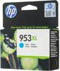 Картридж HP 953XL голубой [f6u16ae] вид 3