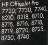 Картридж HP 953XL пурпурный [f6u17ae] вид 5