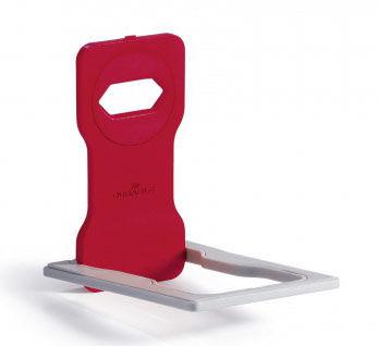 Подставка Durable 7735-08 Varicolor для мобильного телефона 84x134x4.5мм розовый