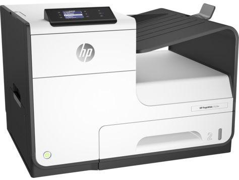 Принтер HP PageWide 352dw,  струйный, цвет: белый [j6u57b]