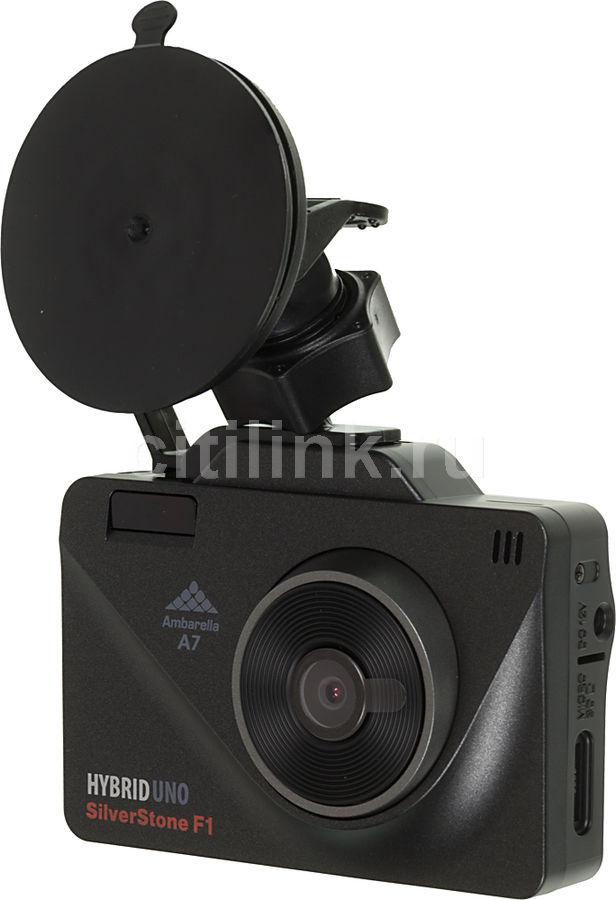 Радар-детектор Silverstone F1 Hybrid UNO черный (отремонтированный)