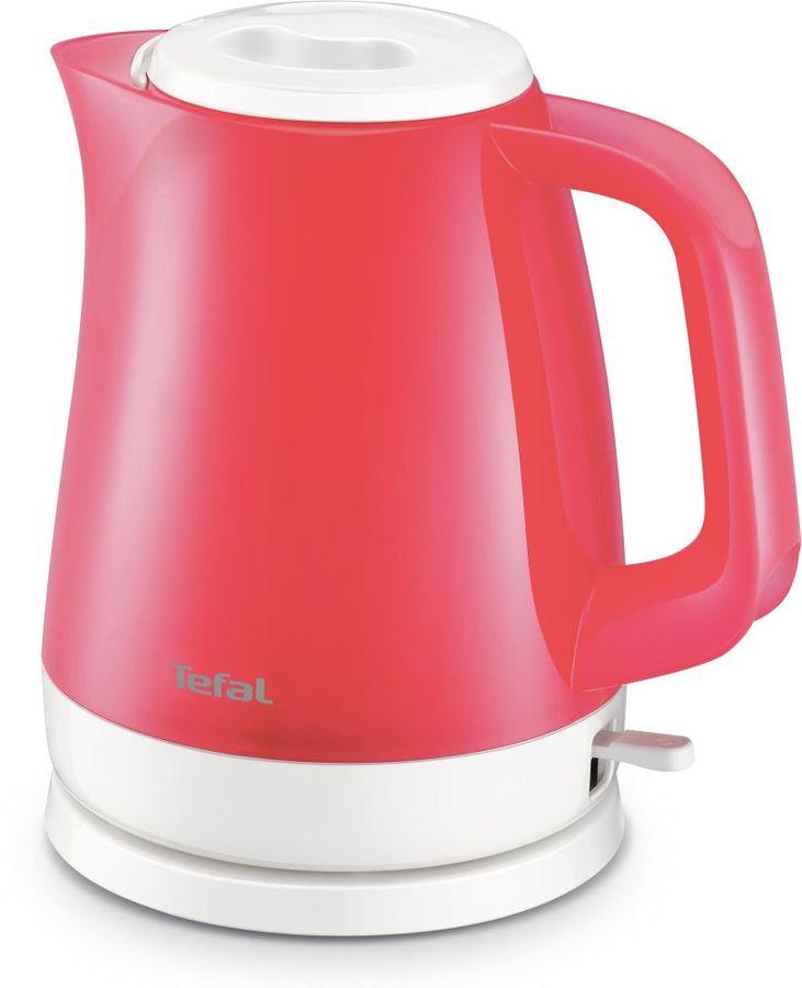 Чайник электрический TEFAL KO151530, красный