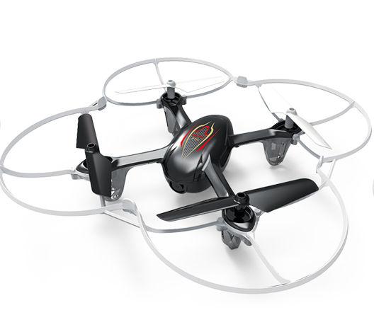 Квадрокоптер SYMA X11C с камерой,  черный [x11c black]