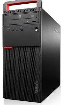 Компьютер  LENOVO ThinkCentre M700,  Intel  Core i3  6100,  DDR4 4Гб, 500Гб,  Intel HD Graphics 530,  DVD-RW,  CR,  Free DOS,  черный [10km001pru]
