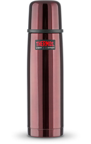 Термос THERMOS FBB 500BC- Midnight Red, 0.5л, красный термосы thermos термос из нерж стали jnl 352 sky 0 35l