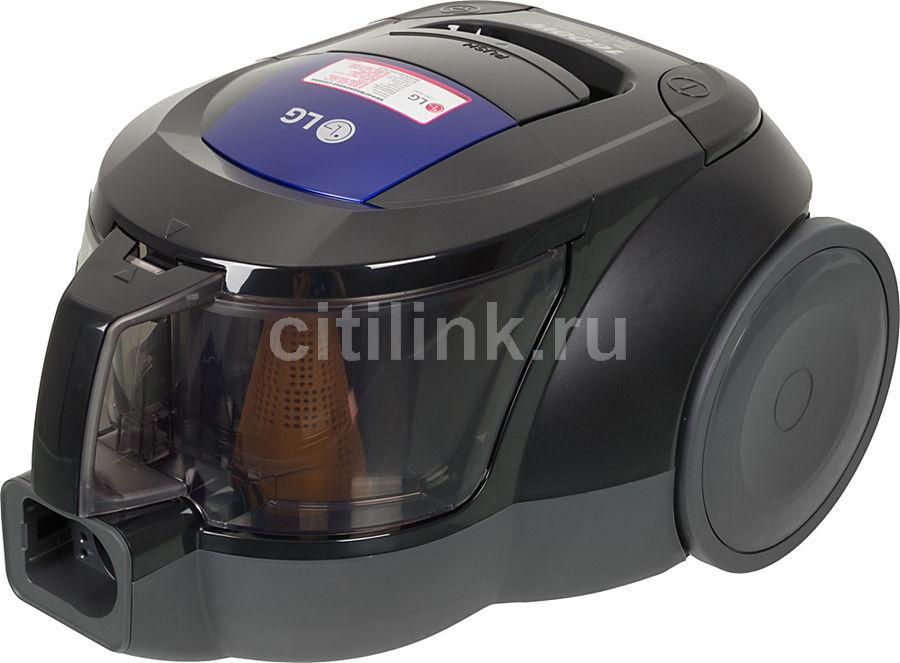 Пылесос LG VK69662N, 1600Вт, синий