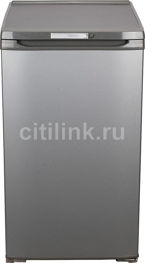 Холодильник БИРЮСА Б-M108,  однокамерный, серебристый
