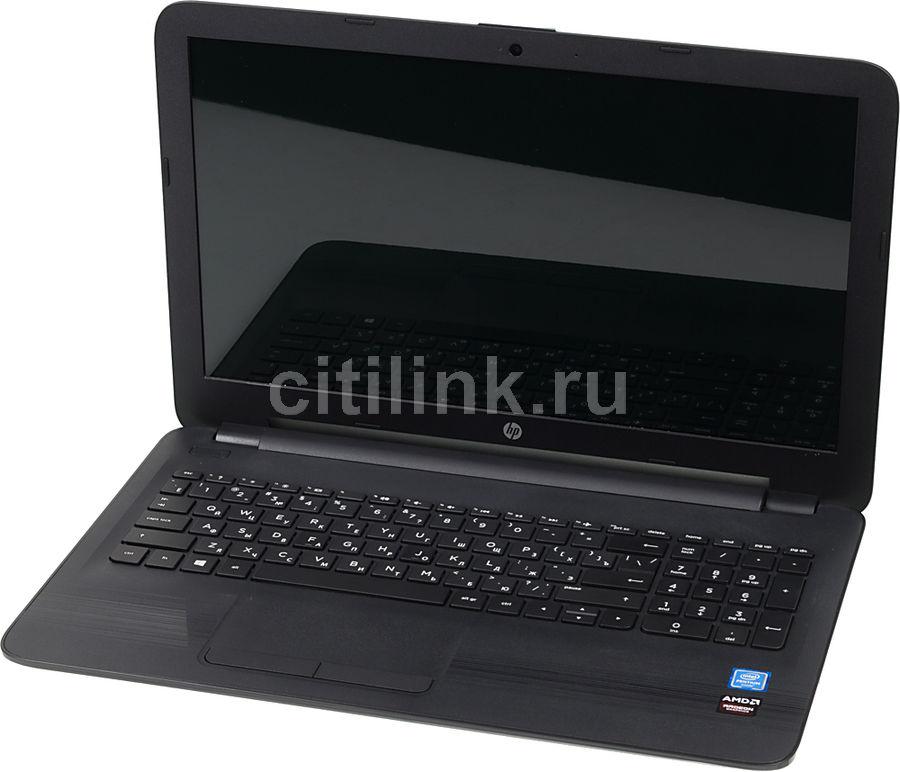 """Ноутбук HP 15-ay044ur Pen N3700/4Gb/500Gb/R5 M430 2Gb/15.6""""/HD/DOS/black/WiFi/BT/C (отремонтированный)"""