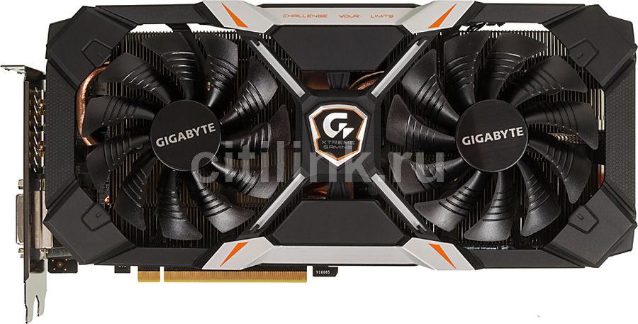 Видеокарта GIGABYTE nVidia GeForce GTX 1060 , GV-N1060XTREME-6GD