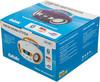 Аудиомагнитола BBK BS15BT,  черный и оранжевый вид 12
