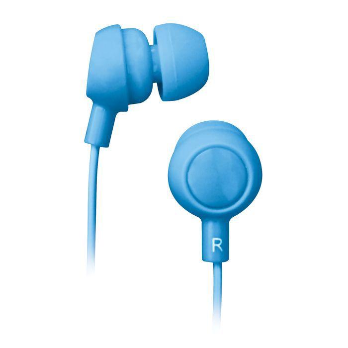 Наушники BBK EP-1150S, вкладыши,  синий, проводные